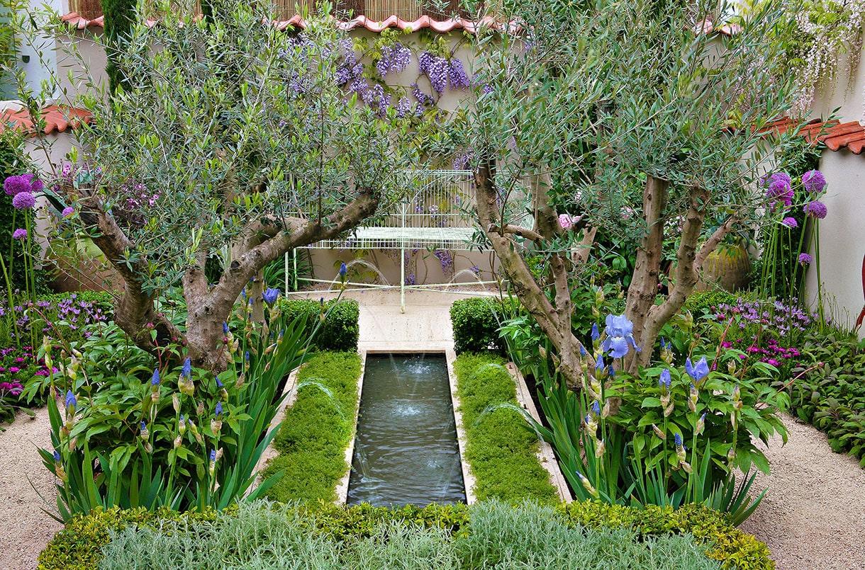 Aménager un jardin